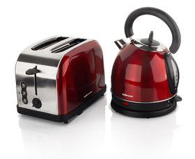 Mellerware - Crimson Stainless Steel Breakfast Pack