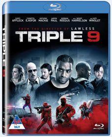 Triple 9 (Blu-ray )