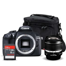 Canon 1300D 18MP DSLR Starter Value Bundle