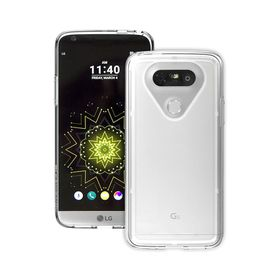 Trident Krios Dual Case for LG G5 - Clear