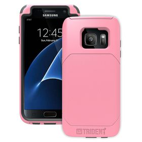 Trident Aegis pro Case for Samsung Galaxy S7 - Bubblegum Pink