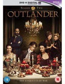 Outlander: Complete Season 2 (DVD)