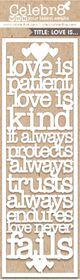 Celebr8 Matt Board Lanki - Love Is ...