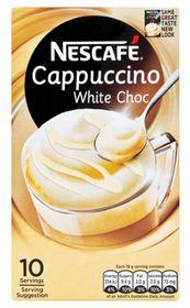 Nescafe Cappuccino - White Chocolate