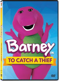 Barney: To Catch A Thief + Riff To The Rescue (DVD)