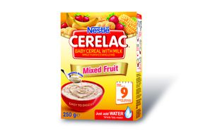 Nestle - Cerelac Stage 3 Mixed Fruit - 250g