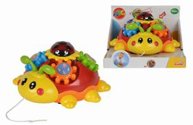 Simba - ABC Pull Along Beetle with Melody