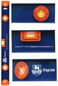 Fragram - Aluminium 3-Vial Level - 1200mm
