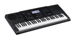 Casio 61 Key Touch 670 Sounds Standard Keyboard (CTK-6200K2)