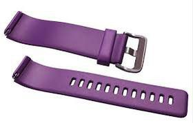 Fitbit Blaze Accessory Band TPU Plum - Large