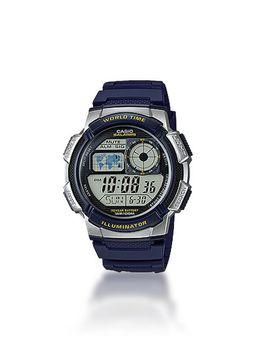 Casio Mens AE-1000W-2AVDF World Time Sports Digital Watch