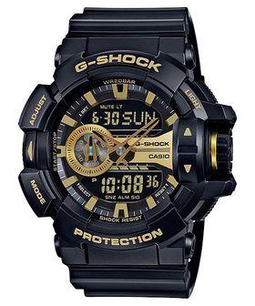 Casio Mens GA-400GB-1A9DR G-Shock Anadigital Watch