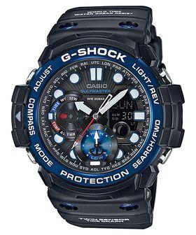 Casio Mens GN-1000B-1ADR G-Shock Gulfmaster Anadigital Watch