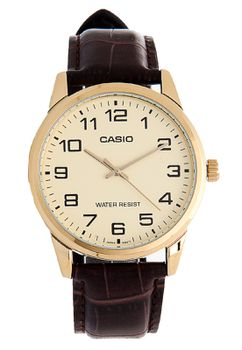 Casio Mens MTP-V001GL-9BUDF Analogue Watch