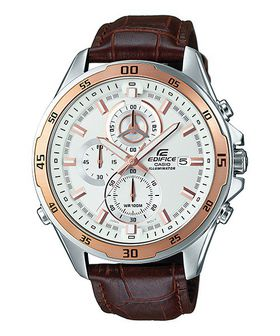 Casio Mens EFR-547L-7AVUDF Edifice Analogue Watch