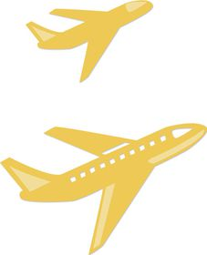 Kaisercraft Cutting Dies - Aeroplanes