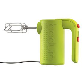 Bodum - Bistro Electric Hand Mixer - Lime Green