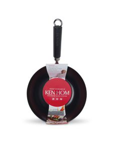 Ken Hom - Performance 20cm Non-Stick Carbon Steel Mini Wok