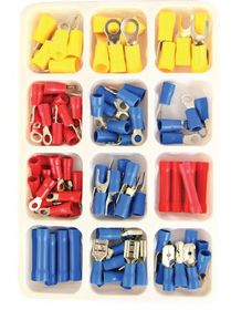Fragram - Crimping Terminal Set - 100 Piece