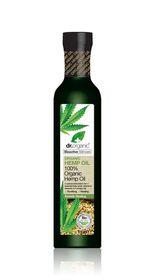 Dr.Organic 100% Organic Hemp Oil - 250ml