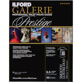 Ilford Prestige Semi-Gloss Duo A4 Photo Paper