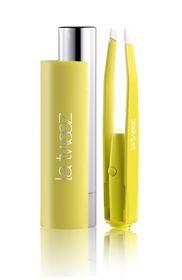 La-Tweez Yellow Pro Colourful Collection Tweezers  - Yellow