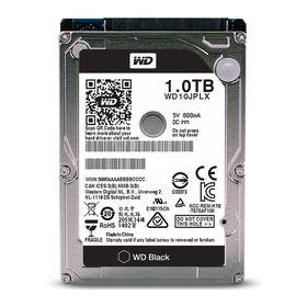 "WD Black 2.5"" SATA3 6.0Gbps HDD - 1.0TB"