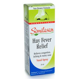 Similasan Hay Fever Relief Nasal - 20ml