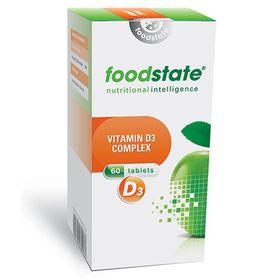 Foodstate Vitamin D3 Complex - 60s