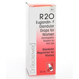 Dr. Reckeweg Euglandin F Glandular Drops for Women - 50ml