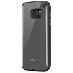 Puregear Samsung Galaxy S7 Slim Shell - Clear & Black
