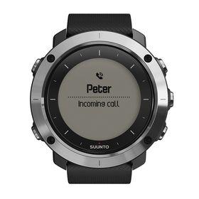 Suunto Traverse Outdoor GPS Watch - Black