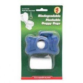 MCP - Proudly Poop Bag Holder W/2 Bags