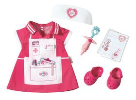 Baby Born Nurse Set