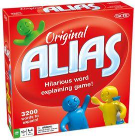 Alias Original Alias Game