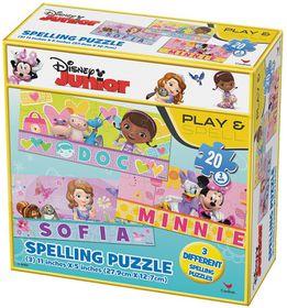 Disney Junior Match It Puzzle - 48 Piece