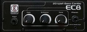 """Eden 1X8"""" 20W Bass Combo"""