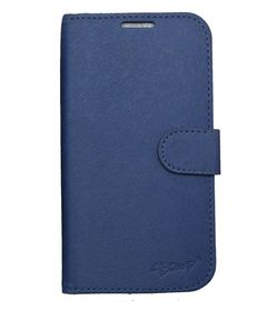 Scoop Wallet Case ForSamsung S4 - Navy Blue