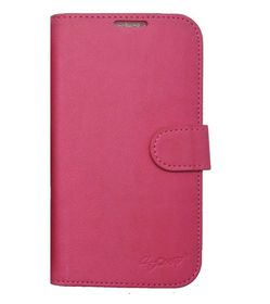Scoop Wallet Case ForSamsung S5 - Mini Pink