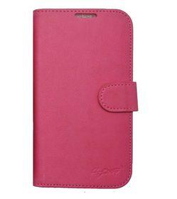 Scoop Wallet Case ForiPhone 5C - Pink