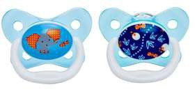 Dr.Brown's - 2-Pack Prevent Butterfly Shield Stage 2 Pacifier