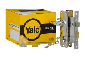 Yale - Lockset DIY Kit - 3 Piece