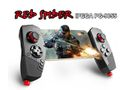 Ipega PG-9055 Adjustable Bluetooth Red Spider Game Pad Controller For Phone/Tablet/PC - Black