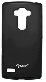 Scoop Progel LG G4 Beat Case with Screen Protector - Black