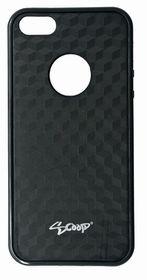 Scoop Fuzion Case for iPhone 5/SE - Black