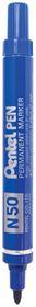 Pentel Pen Bullet Tip Permanent Marker - Blue