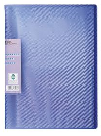 Pentel Display Book Vivid 30 Pockets - Blue