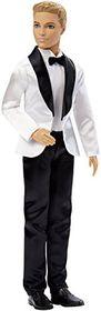 Barbie Groom Doll