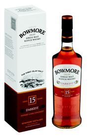 Bowmore - 15 Year Old Single Malt Whisky - 750ml