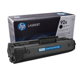 HP 92A Original Black Laser Jet Toner Cartridge